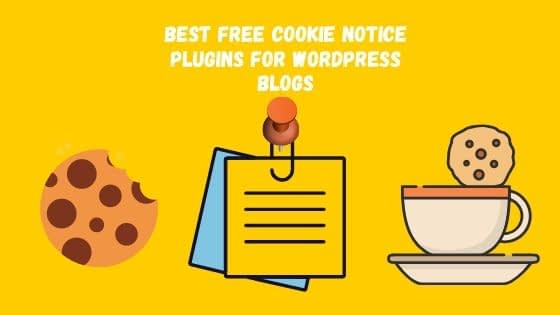 Best Free Cookie Policy Plugin For WordPress